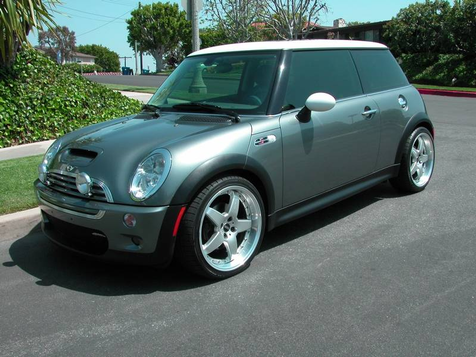 2004 Mini Cooper S, John Cooper Works! As New, Only 3800 miles! John Cooper Works Pkg, Fully Loaded! in , California