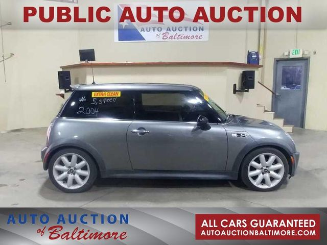 2004 Mini Hardtop S | JOPPA, MD | Auto Auction of Baltimore  in Joppa MD