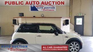 2004 Mini Hardtop S   JOPPA, MD   Auto Auction of Baltimore  in Joppa MD