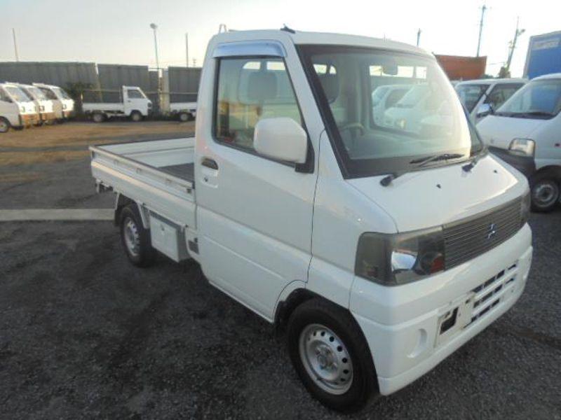2004 Mitsubishi 4wd Japanese Minitruck [a/c, power steering]  | Jackson, Missouri | G & R Imports in Jackson Missouri