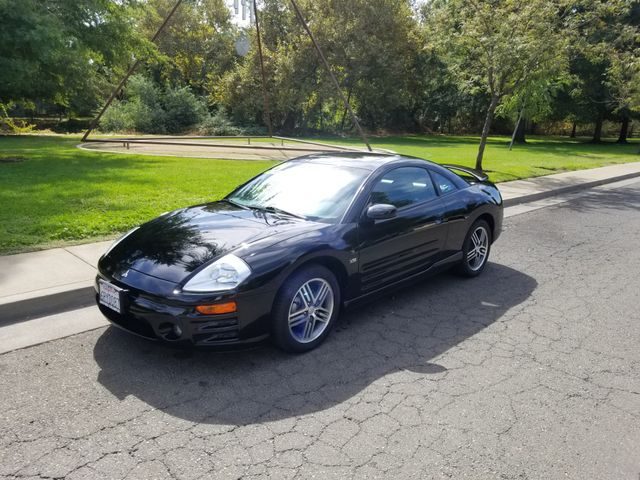 2004 Mitsubishi Eclipse GTS Chico, CA 2