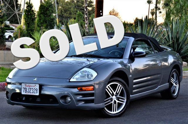 2004 Mitsubishi Eclipse GTS Reseda, CA