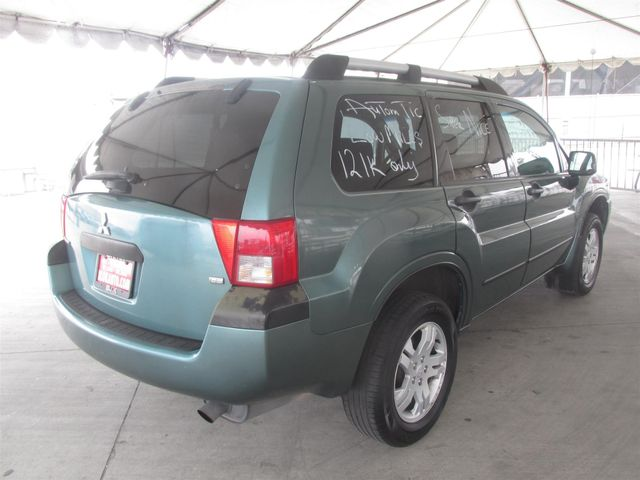 2004 Mitsubishi Endeavor LS Gardena, California 2