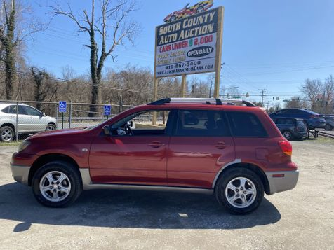 2004 Mitsubishi Outlander LS in Harwood, MD