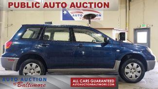 2004 Mitsubishi Outlander LS | JOPPA, MD | Auto Auction of Baltimore  in Joppa MD