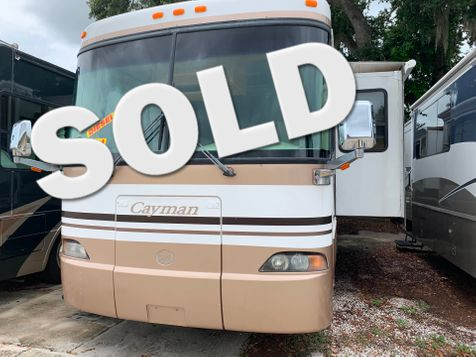2004 Monaco Cayman 36 PDD with 2 slides and W/D in Palmetto, FL