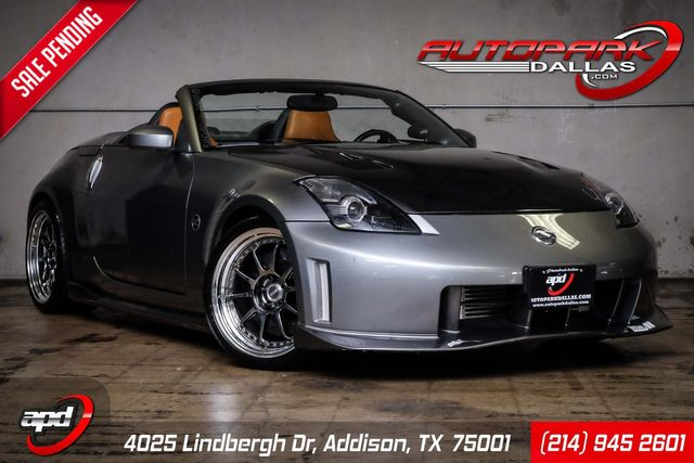 2004 Nissan 350Z TURBO w/ MANY Upgrades in Addison, TX 75001