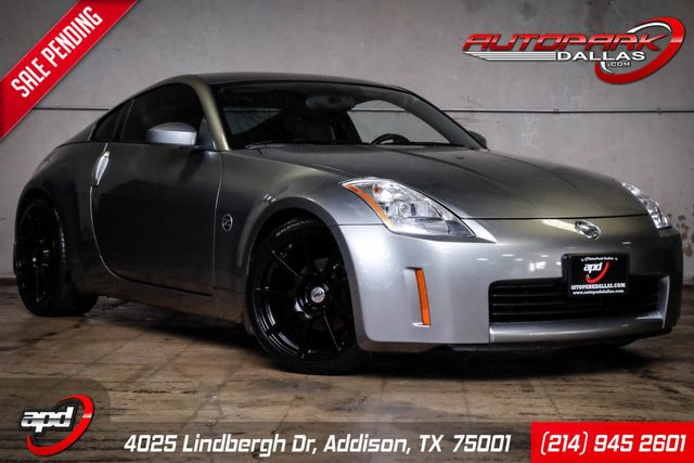 2004 Nissan 350Z Enthusiast