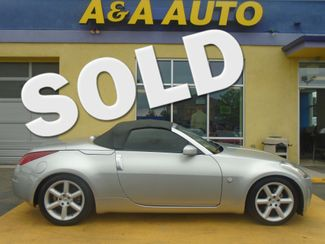 2004 Nissan 350Z Touring in Englewood CO, 80110