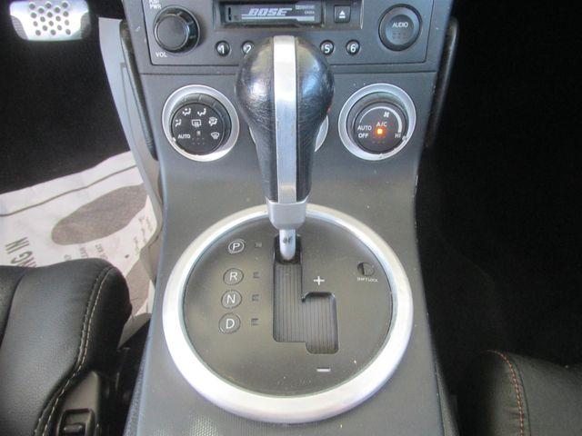 2004 Nissan 350Z Touring Gardena, California 7