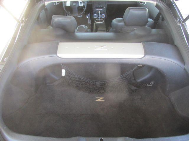 2004 Nissan 350Z Touring Gardena, California 10