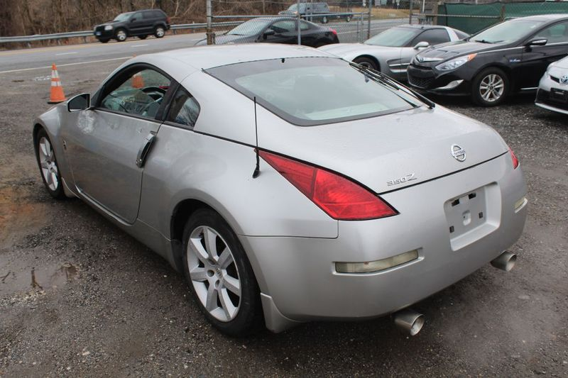 2004 Nissan 350Z Enthusiast  city MD  South County Public Auto Auction  in Harwood, MD