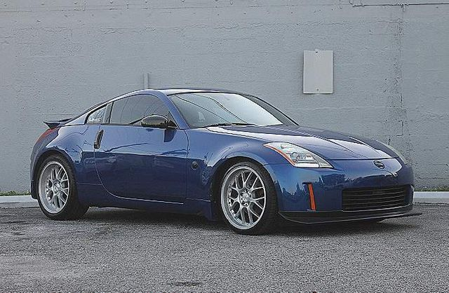 2004 Nissan 350Z Touring Hollywood, Florida 13