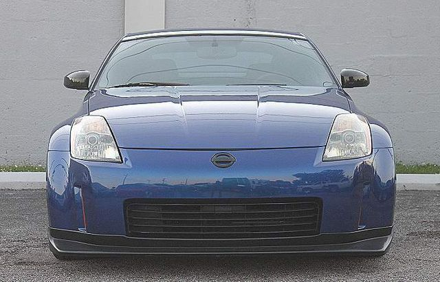 2004 Nissan 350Z Touring Hollywood, Florida 12