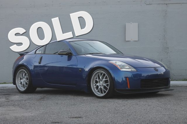 2004 Nissan 350Z Touring Hollywood, Florida