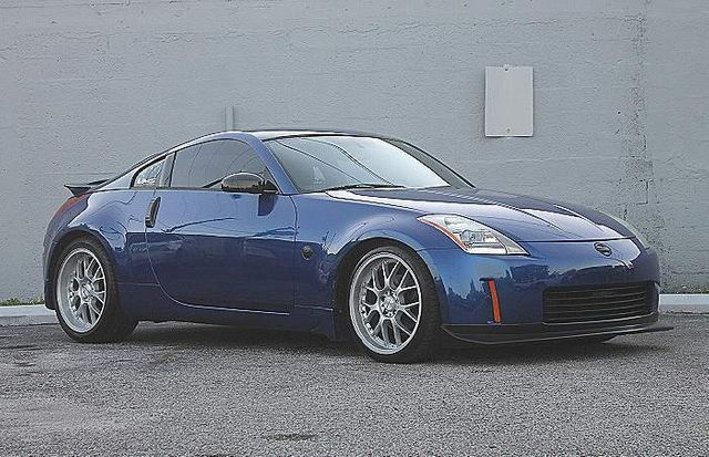 2004 Nissan 350Z Touring Hollywood, Florida 21