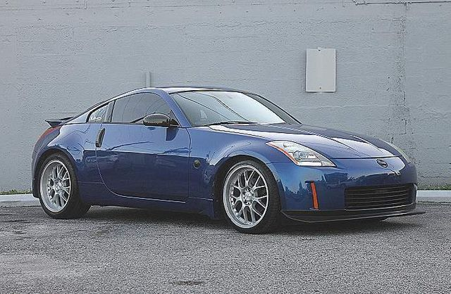 2004 Nissan 350Z Touring Hollywood, Florida 37