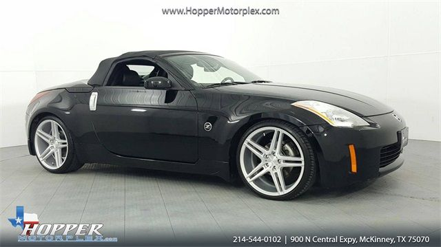 2004 Nissan 350Z Touring Convertible - LOW MILES