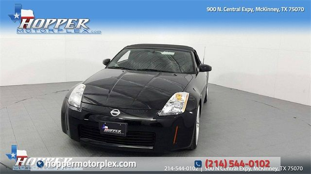 2004 Nissan 350Z Touring Convertible - LOW MILES in McKinney Texas, 75070