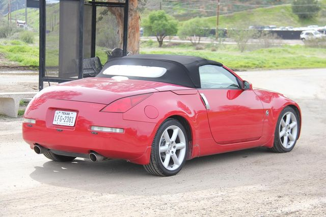 2004 Nissan 350Z Touring Santa Clarita, CA 6