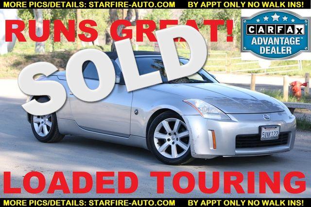 2004 Nissan 350Z Touring Santa Clarita, CA