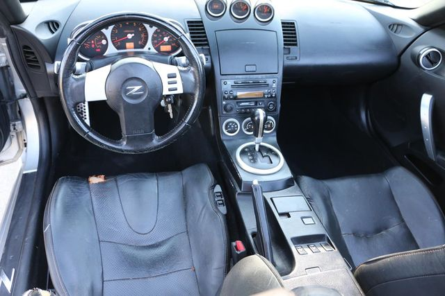 2004 Nissan 350Z Touring Santa Clarita, CA 7