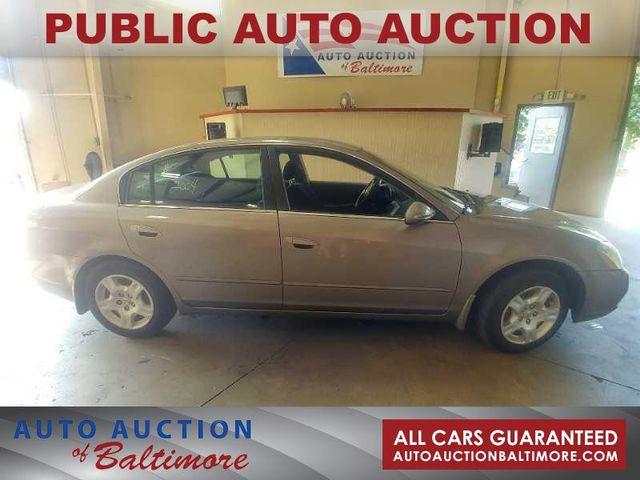 2004 Nissan Altima S | JOPPA, MD | Auto Auction of Baltimore  in Joppa MD