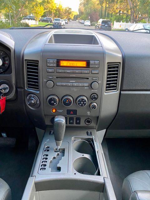 2004 Nissan ARMADA LE AUTOMATIC SERVICE RECORDS in Van Nuys, CA 91406