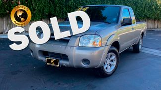 2004 Nissan Frontier in cathedral city, California