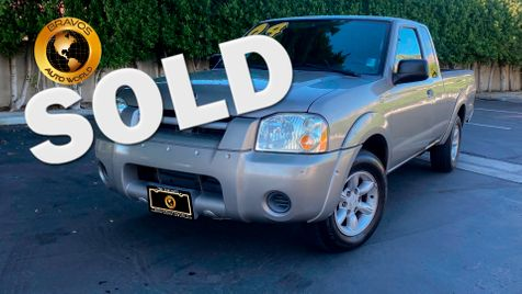 2004 Nissan Frontier XE in cathedral city