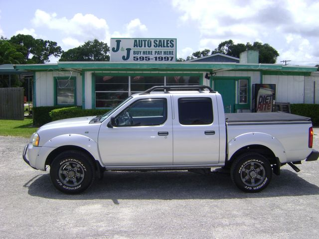 2004 Nissan Frontier Crew Cab XE in Fort Pierce, FL 34982