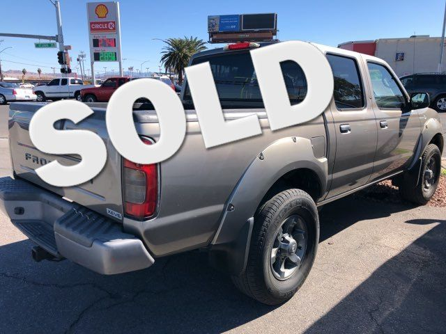 2004 Nissan Frontier XE CAR PROS AUTO CENTER (702) 405-9905 Las Vegas, Nevada