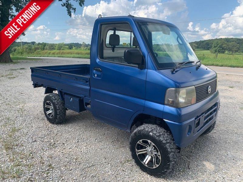 2004 Nissan Japanese Minitruck [a/c, power steering]  | Jackson, Missouri | GR Imports in Jackson Missouri