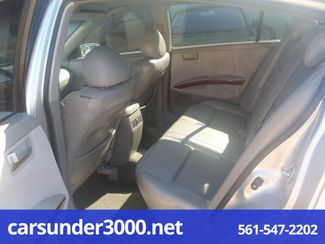 2004 Nissan Maxima SL Lake Worth , Florida 11