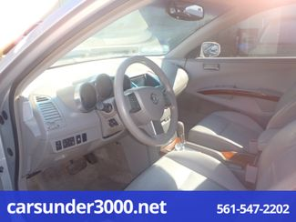 2004 Nissan Maxima SL Lake Worth , Florida 5