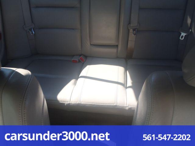 2004 Nissan Maxima SL Lake Worth , Florida 10
