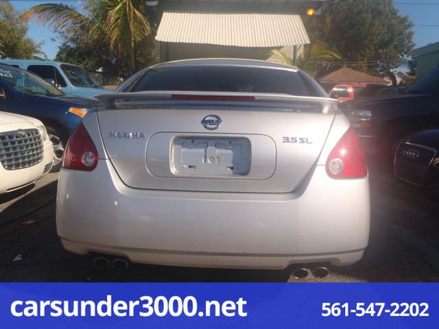 2004 Nissan Maxima SL Lake Worth , Florida 12