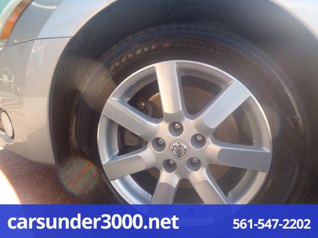 2004 Nissan Maxima SL Lake Worth , Florida 2