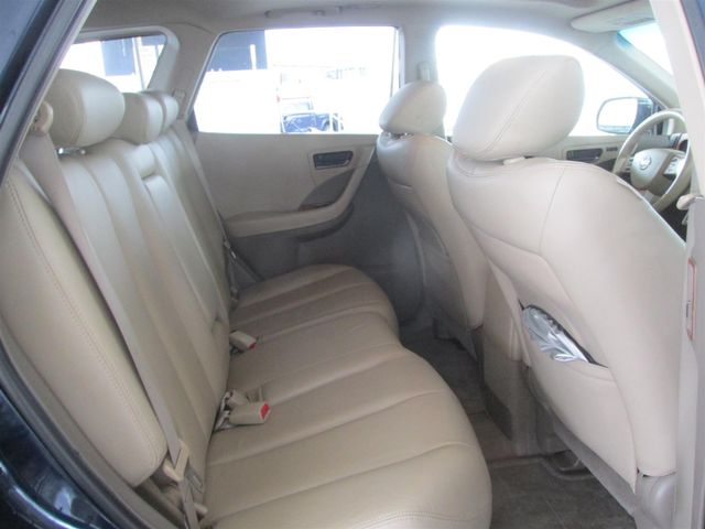 2004 Nissan Murano SL Gardena, California 12