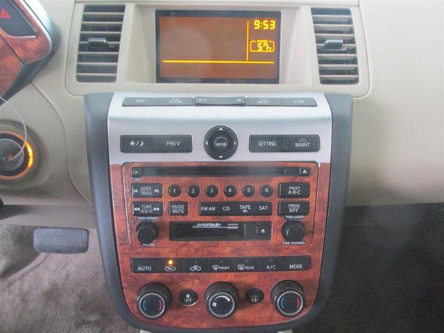 2004 Nissan Murano SL Gardena, California 6