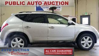 2004 Nissan Murano SE | JOPPA, MD | Auto Auction of Baltimore  in Joppa MD