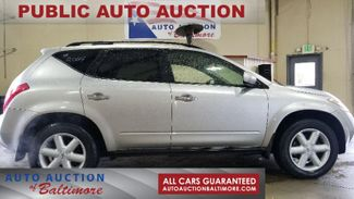 2004 Nissan Murano SE | JOPPA, MD | Auto Auction of Baltimore  in Joppa MD