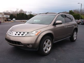 2004 Nissan Murano in Madison, Georgia