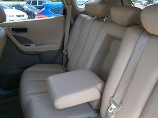 2004 Nissan Murano SL Memphis, Tennessee 25
