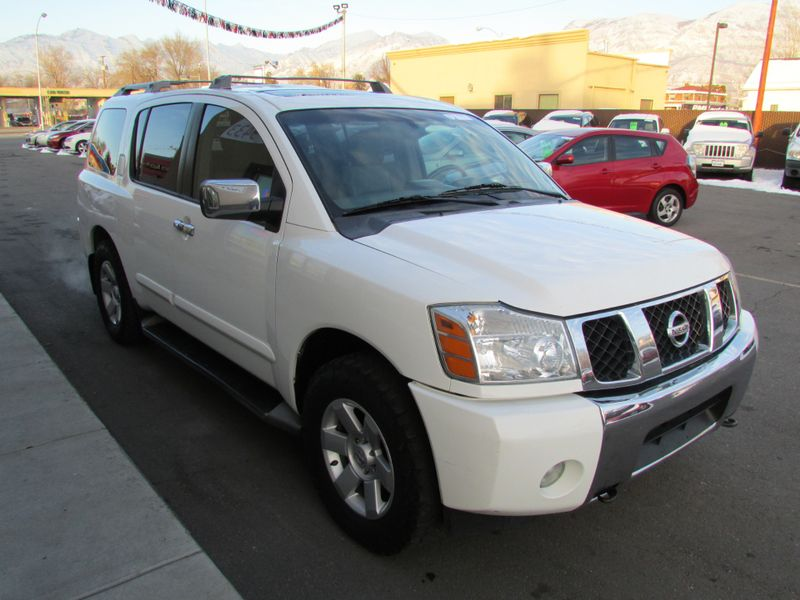 2004 Nissan  Armada LE 4X4  city Utah  Autos Inc  in , Utah