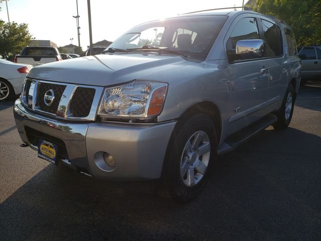 2004 Nissan Pathfinder Armada LE | Champaign, Illinois | The Auto Mall of Champaign in Champaign Illinois