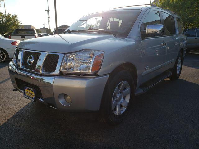 2004 Nissan Pathfinder Armada LE   Champaign, Illinois   The Auto Mall of Champaign in Champaign Illinois