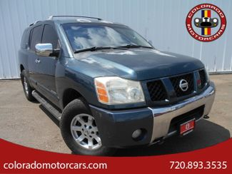 2004 Nissan Pathfinder Armada SE Off-Road in Englewood, CO 80110