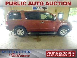 2004 Nissan Pathfinder Armada LE   JOPPA, MD   Auto Auction of Baltimore  in Joppa MD