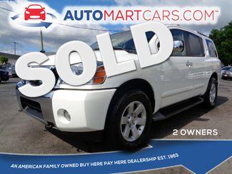 2004 Nissan Pathfinder Armada LE | Nashville, Tennessee | Auto Mart Used Cars Inc. in Nashville Tennessee